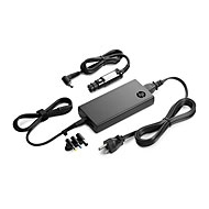 HP 90W Slim Combo Adapter with USB